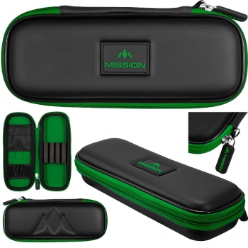 Mission Freedom Slim Case Green