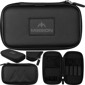 Mission Freedom XL Case Black