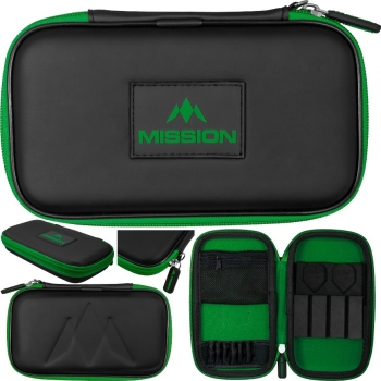 Mission Freedom XL Case Green